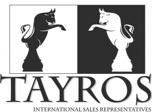 Tayros international sales representatives